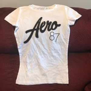 Aeropostale fitted tee